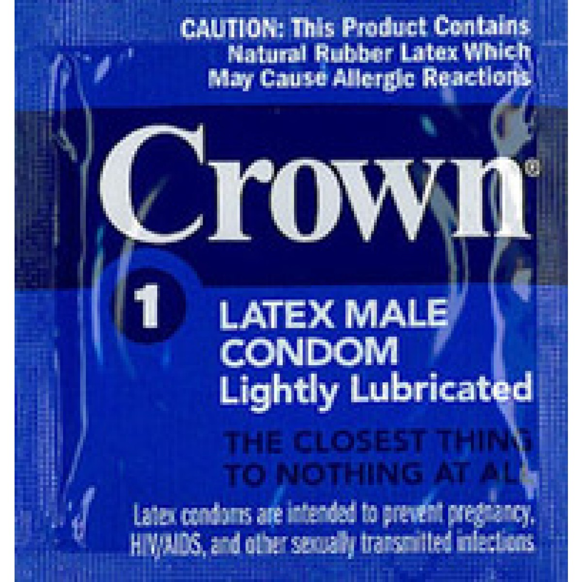 Crown Lubricated Condoms