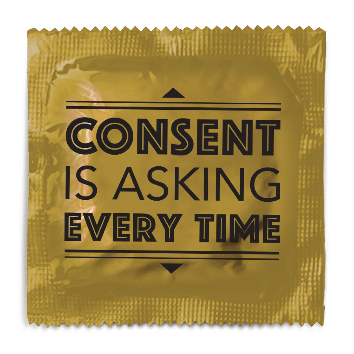 Consent Is Asking Every time