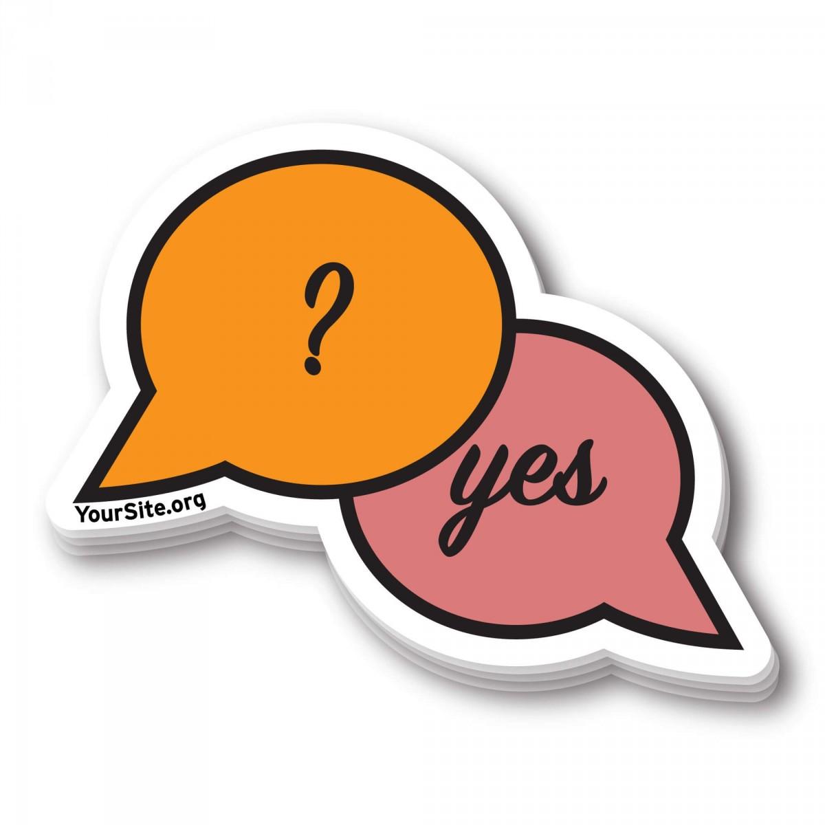 Consent Convo Sticker