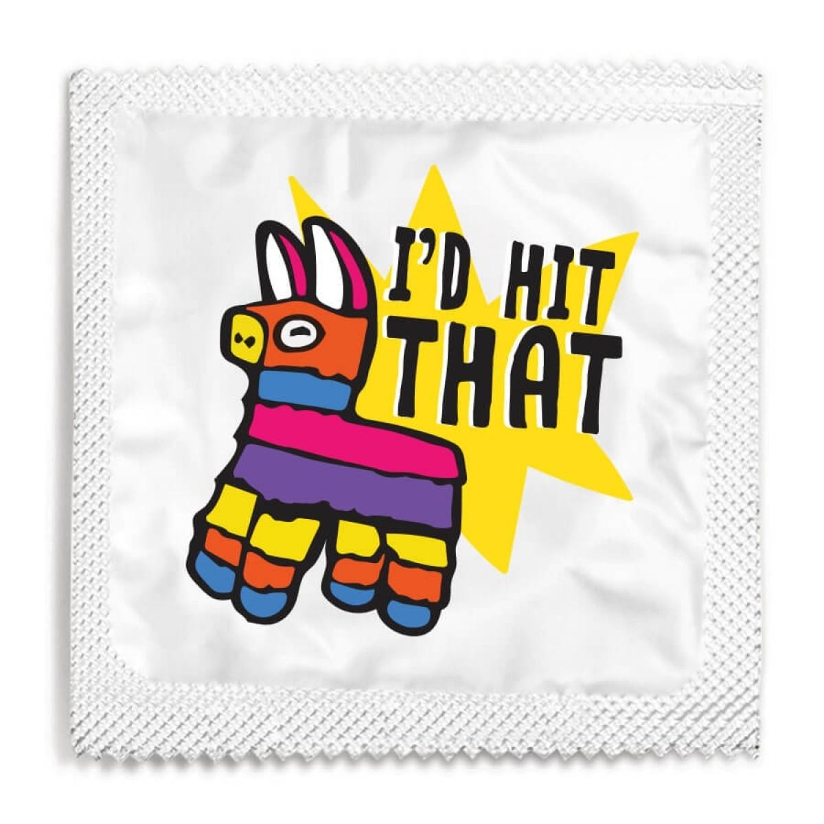 I'd Hit That Condom