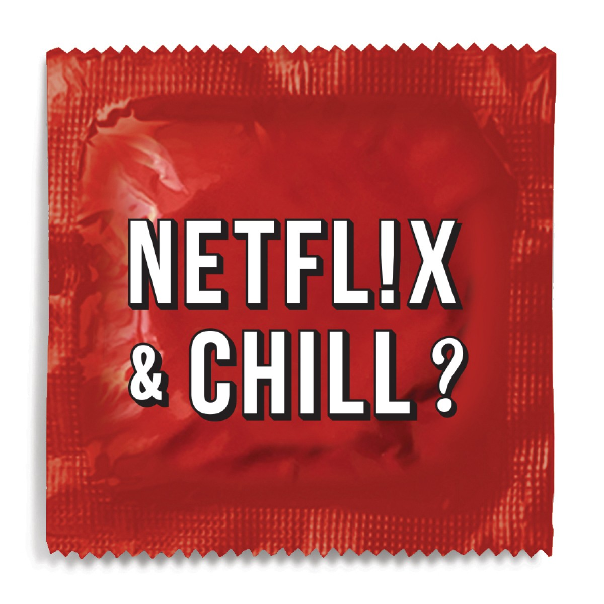 Netflix And Chill Condom