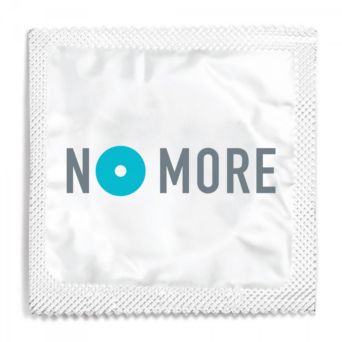 NO MORE Condom