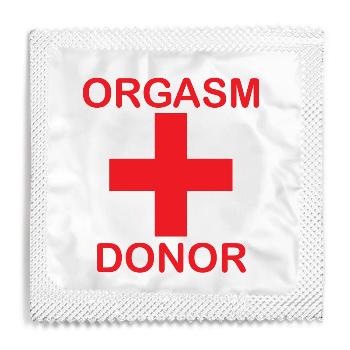 Orgasm Donor