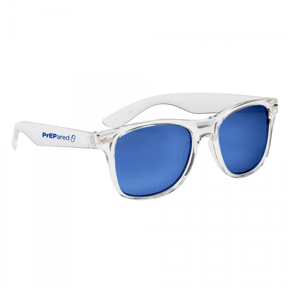 PrEP Mirrored Sunglasses