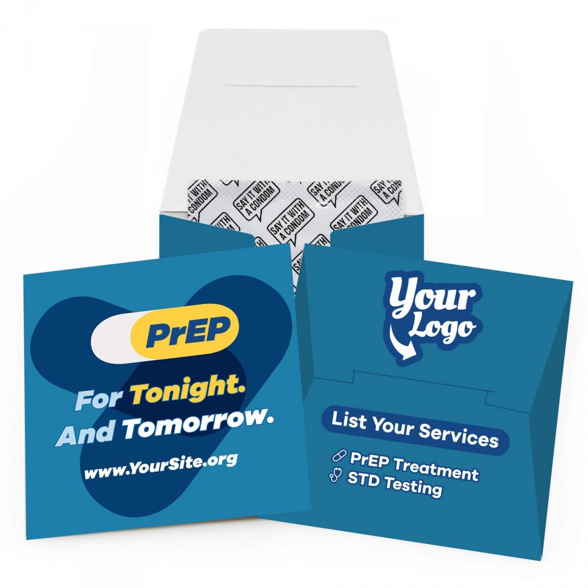 PrEP Tonight Condom Wallet