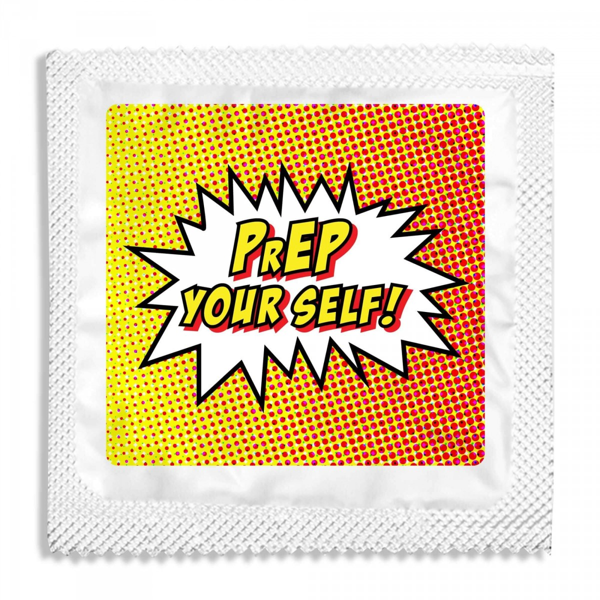 PrEP Yourself Condom