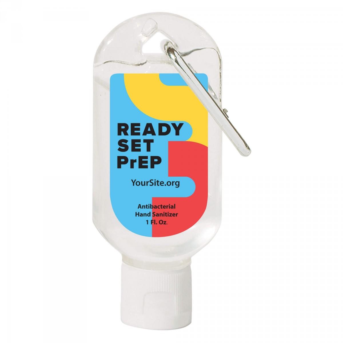 RSP Ready Set PrEP Hand Sanitizer