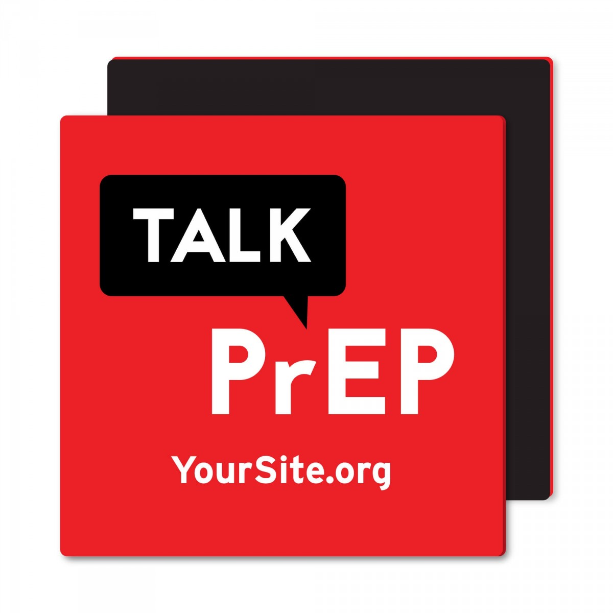 Talk PrEP Magnet