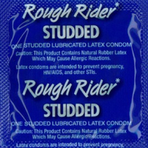 Rough Rider Studded Condoms
