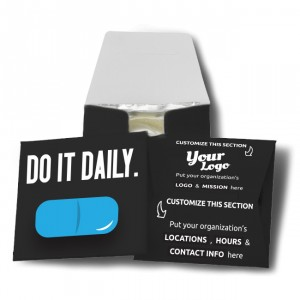 Do It Daily Condom Wallet