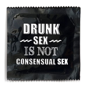 Drunk Sex Is Not Consensual Sex