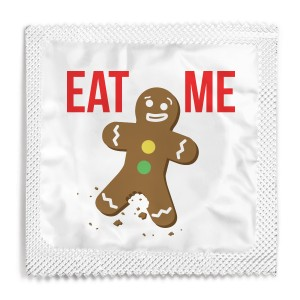 Eat Me Gingerbread Man
