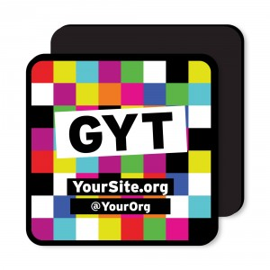 GYT Get Yourself Tested Magnet