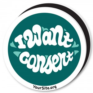 I Want Consent Magnet