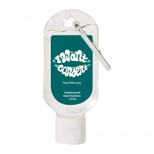 I Want Consent Hand Sanitizer