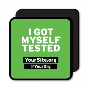 IGMT I Got Myself Tested Magnet