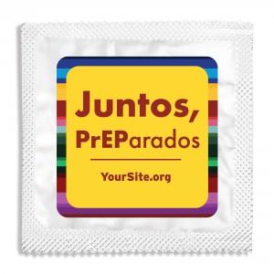 Juntos PrEParados Condom