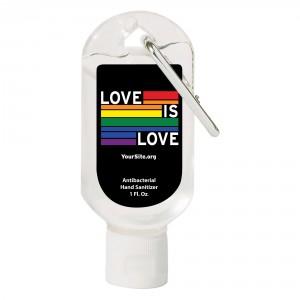 Love Is Love Hand Sanitizer