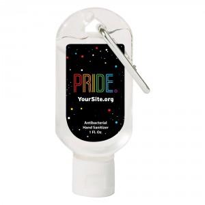 Pride Neon Hand Sanitizer