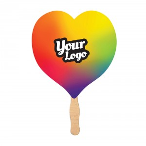 Pride Sunburst Mini Fan