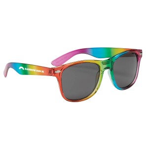 Promotional LGBT Pride Rainbow Sunglasses