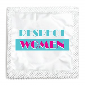 Respect Women Condom