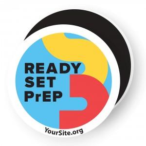 RSP Ready Set PrEP Magnet