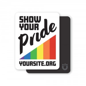 Show Your Pride Magnet