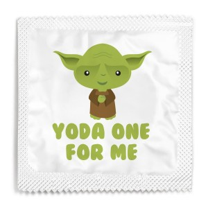 Yoda One For Me Condom