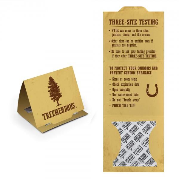 Idaho State Trifold - Treemendous