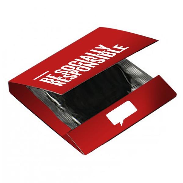 Customized Condom Matchbooks