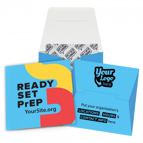 RSP Ready Set PrEP Condom Wallet