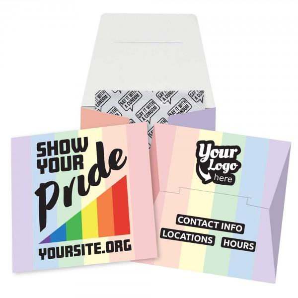 Show Your Pride Condom Wallet