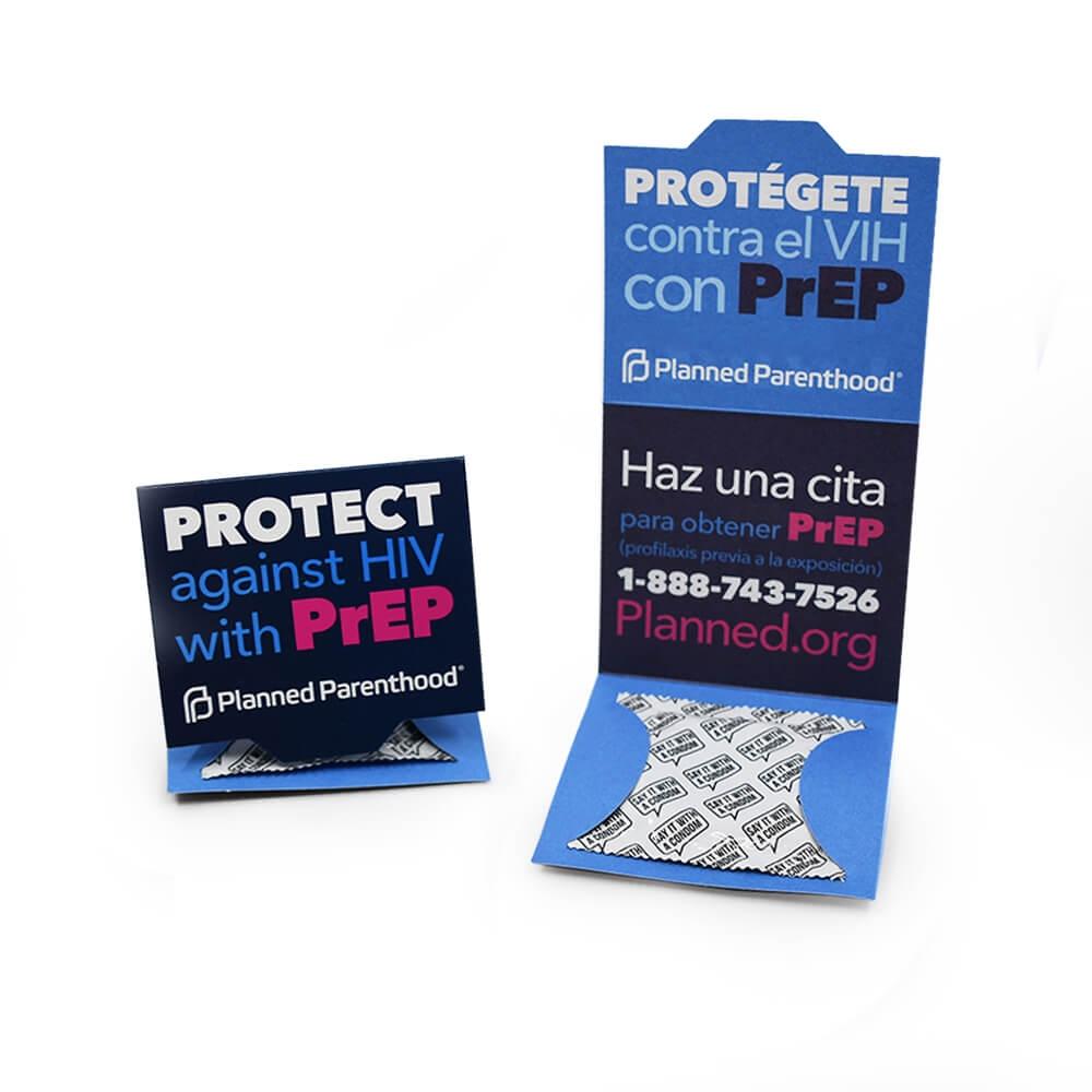 custom condoms planned parenthood