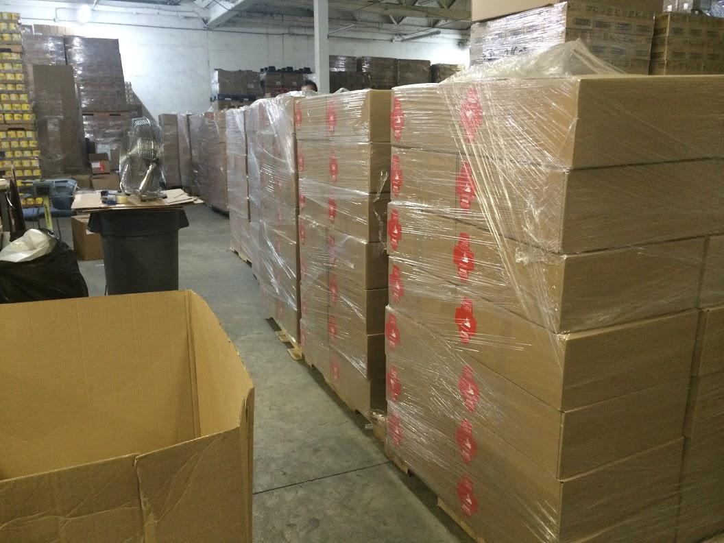 Huge Shipment of Alaska Condoms
