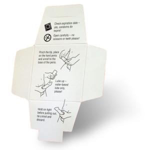 Alaska Wallet Condom