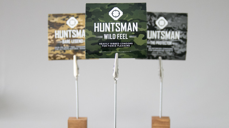 Huntsman-Condoms