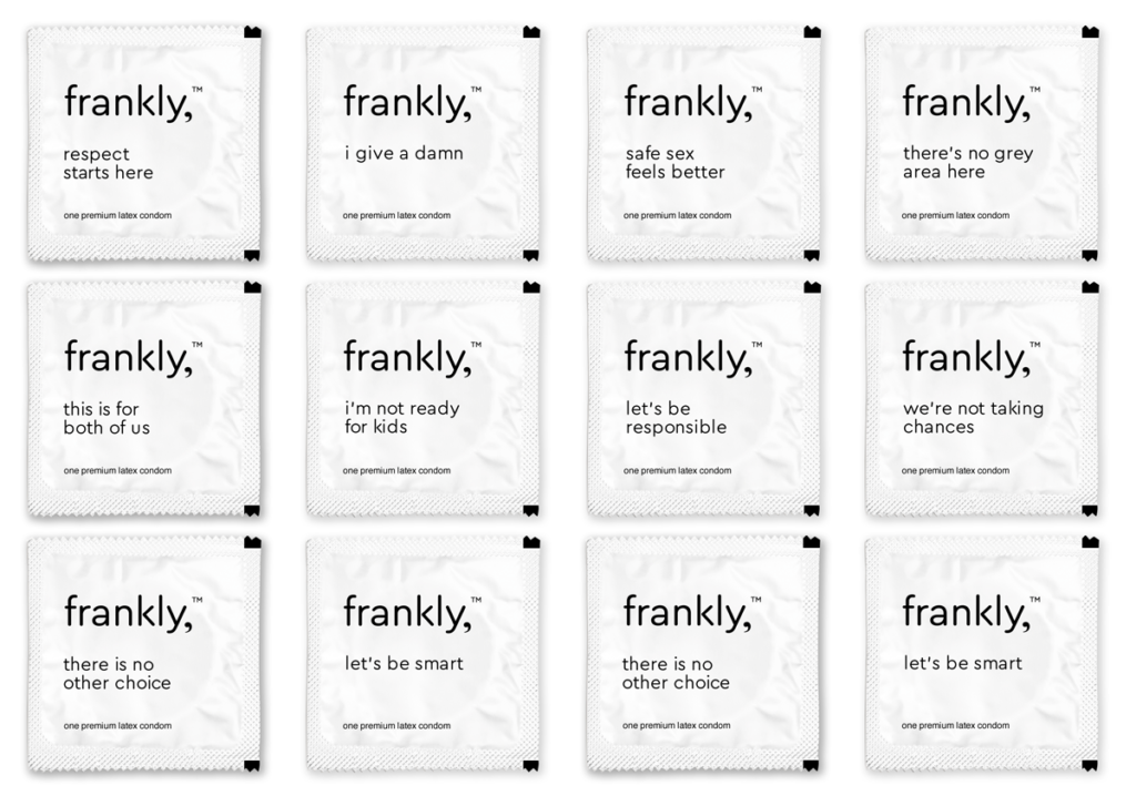 Ten frankly, Condoms
