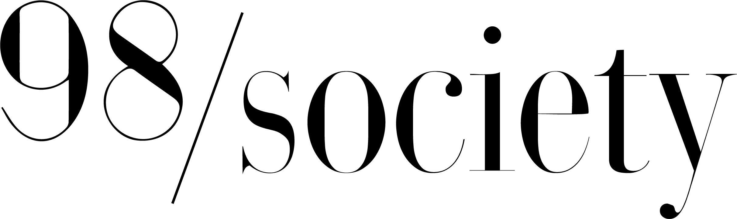 98/Society Logo