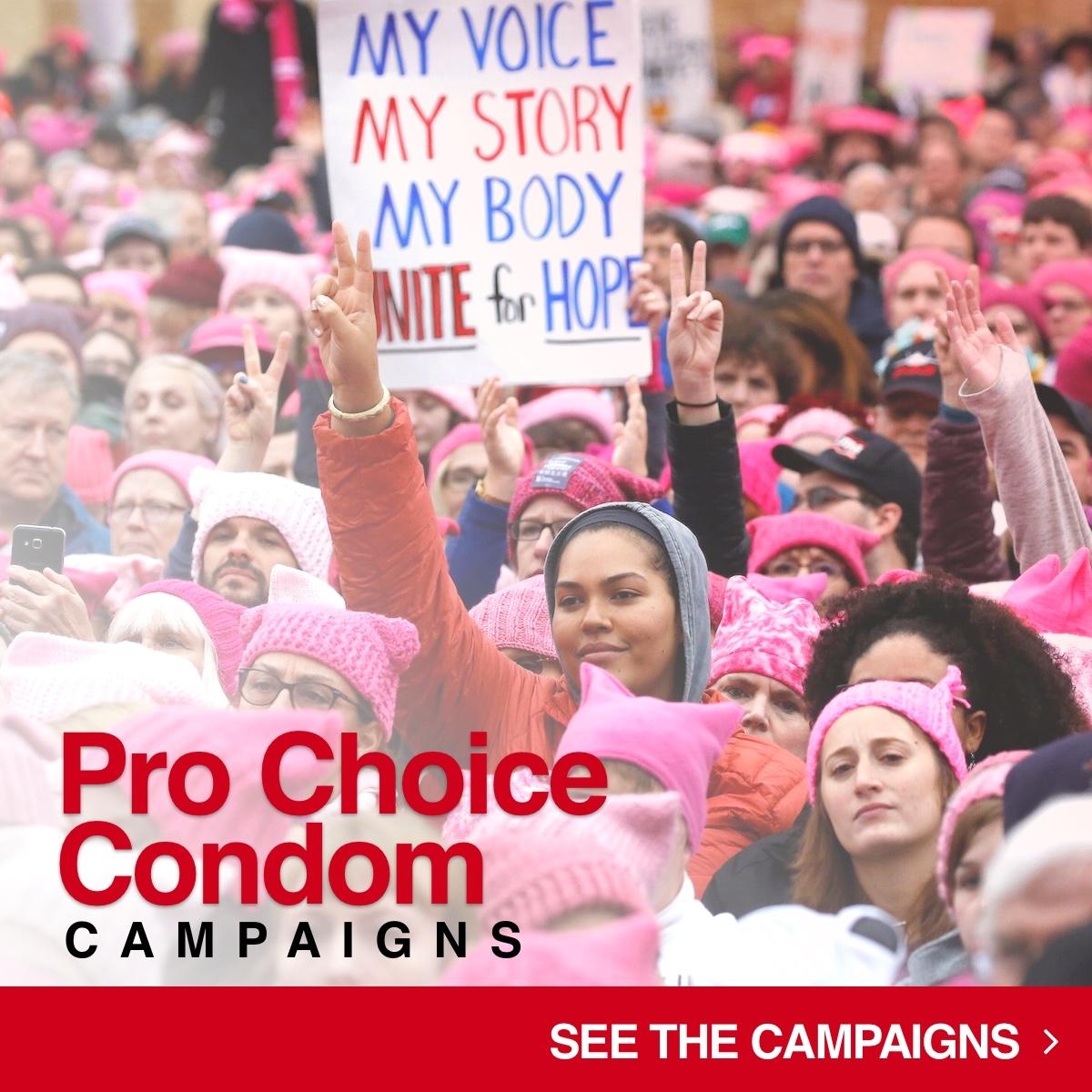 Pro-Choice Condoms