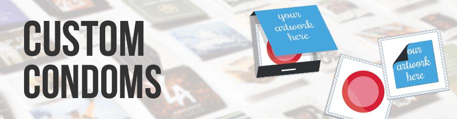 Design Custom Condoms
