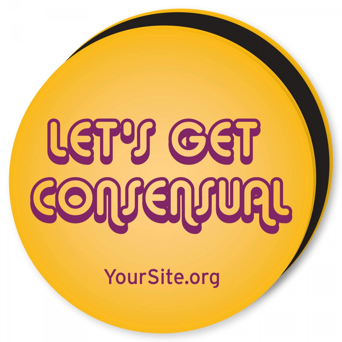 Let's Get Consensual Magnet