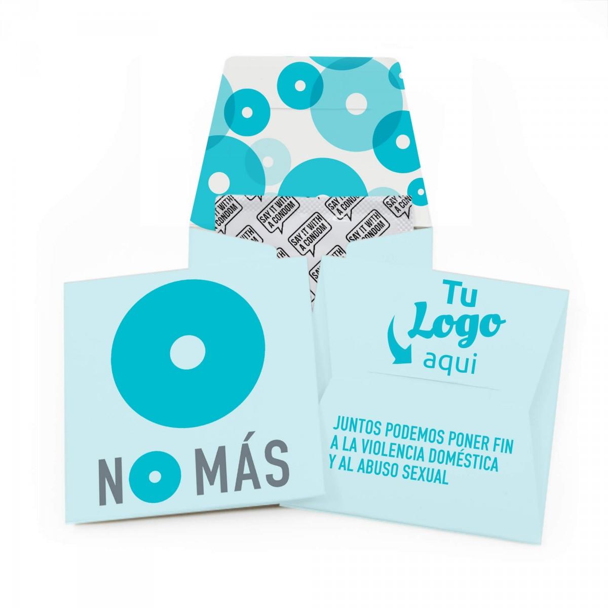 NO MAS Condom Wallet