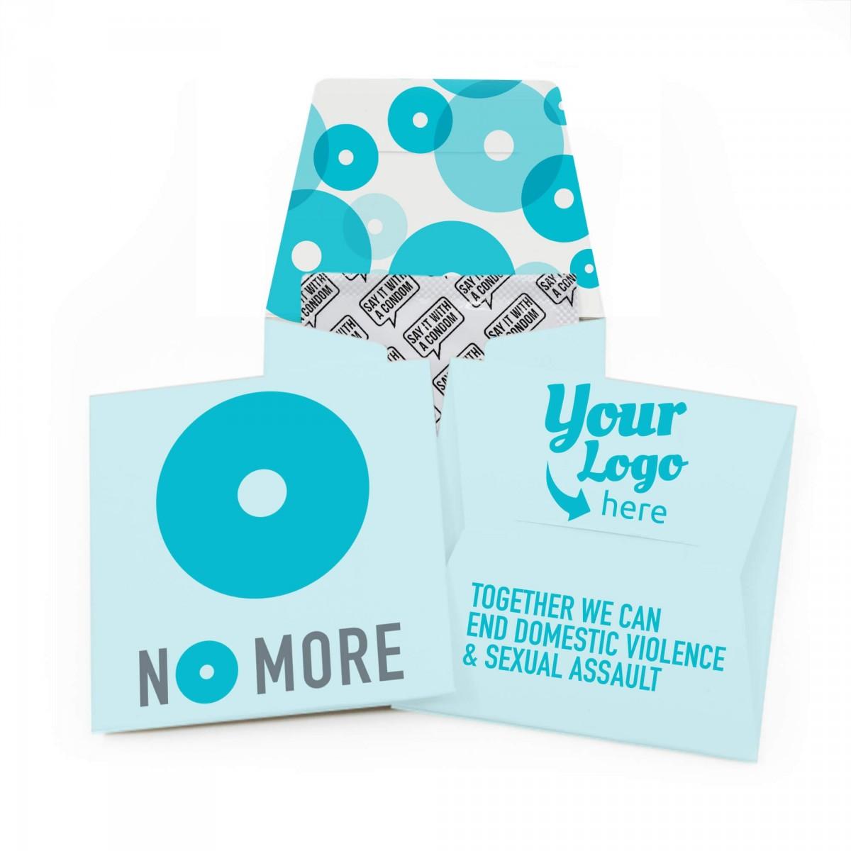 NO MORE Condom Wallet