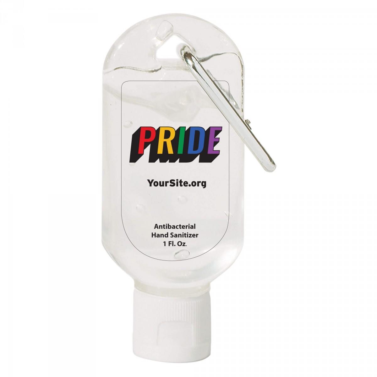Retro Gay Pride Hand Sanitizer