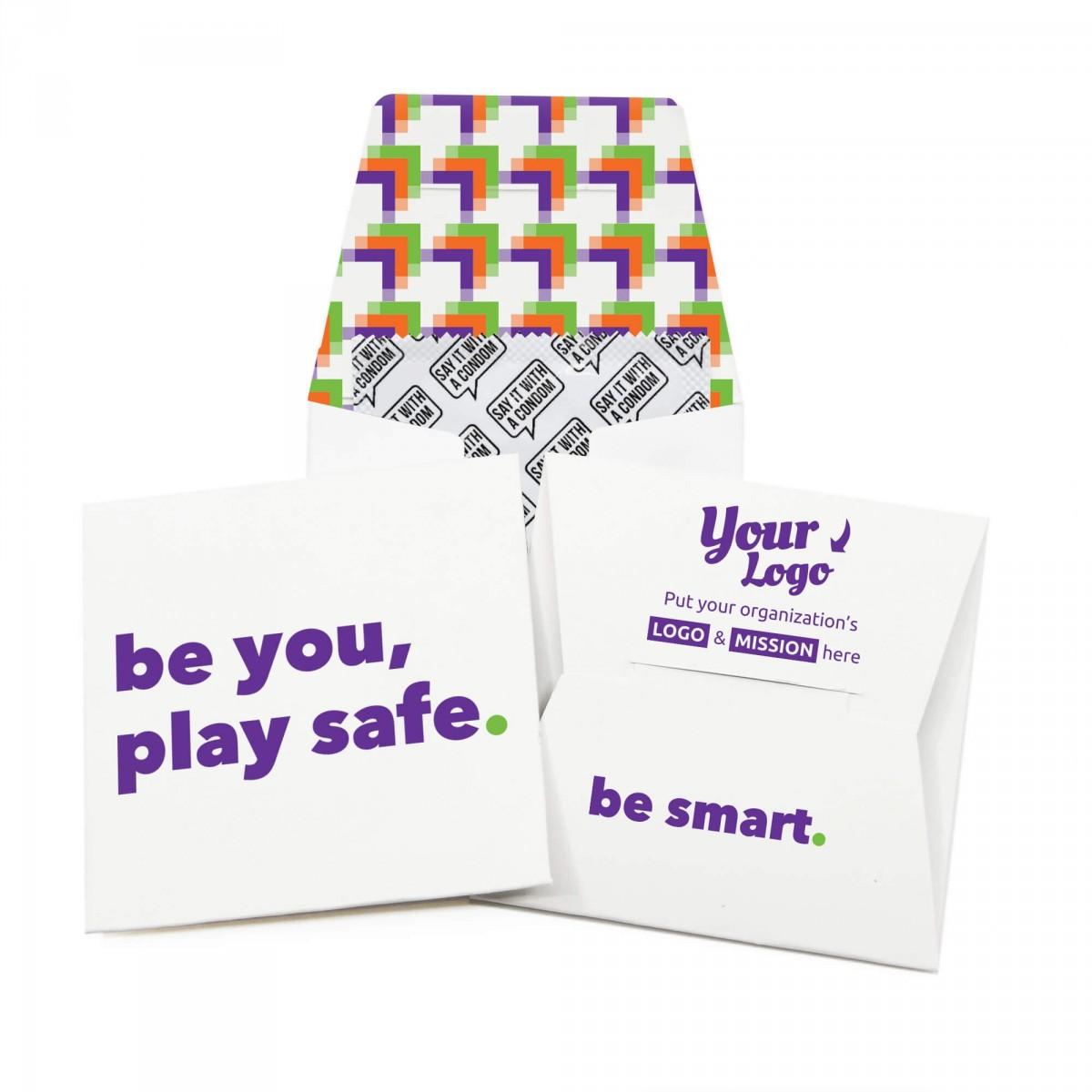 National LGBTQ Task Force Condom Wallet