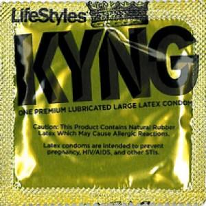 Lifestyles KYNG Condoms