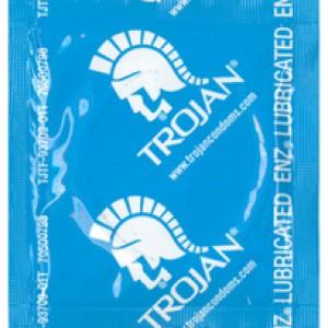 Trojan ENZ Lubricated Condoms