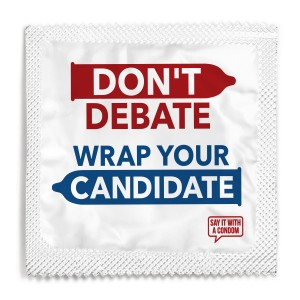 Don't Debate Wrap Your Candidate
