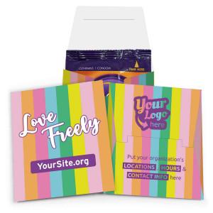 Love Freely Internal Condom Wallet
